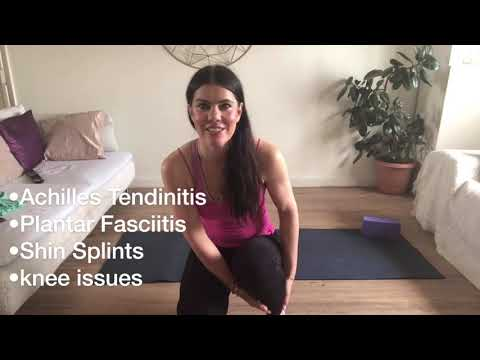 Easy Stretches for your Calf Muscles