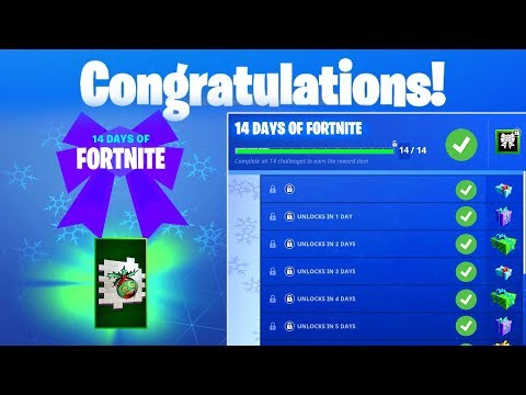 Day 1 REWARD – Start or Join a Creative Server – 14 Days of Fortnite Challenges for Free Rewards