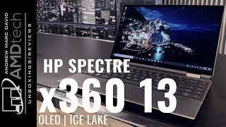 HP Spectre x360 13 (Late 2019) Review: OLED & Ice Lake!