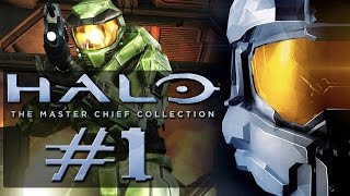 Halo: The Master Chief Collection Gameplay German #1 - Let