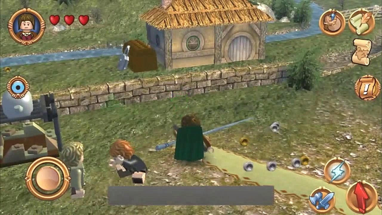 Lego Lord Of The Rings Free Download Android