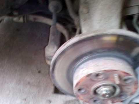 Замена шаровой опоры и рулевого наконечника фиат дукатов часть 2