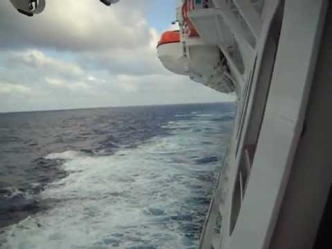 Carnival Breeze 2013 Cove Balcony Cabin 2283 Youtube