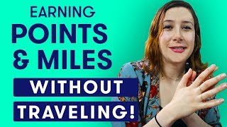 Travel Hacks: Earn Points and Miles without Traveling | Ep 02 | To The Point