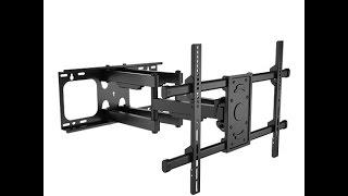Full Motion TV Wall Mount for LCD LED Plasma |Texonic Model AK664|
