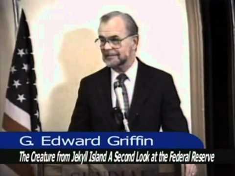 Edward Griffin: Jak vznikl Fed a jak z toho ven?