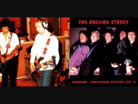 The Rolling Stones Undercover Outtakes -- She Was Hot!
