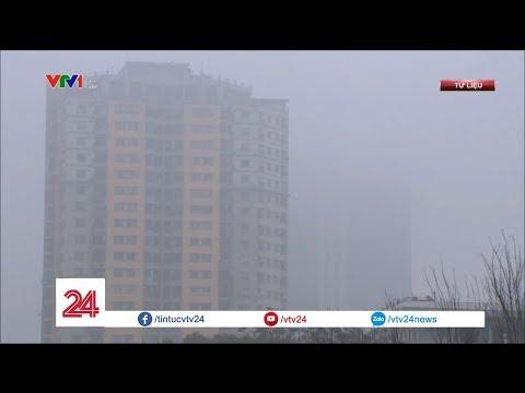 Báo SGGP: Chất lượng không khí Hà Nội lại xấu