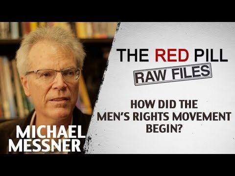How did the Men's Rights Movement begin? | Michael Messner #RPRF