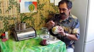 Настойка малиновая домашняя+сухопарник
