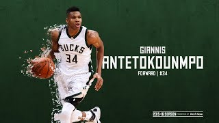 "Giannis Antetokounmpo | ""Unstoppable"" ᴴᴰ"