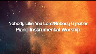 Maranda Willis: Nobody Lilke You Lord - Piano Instrumental Cover