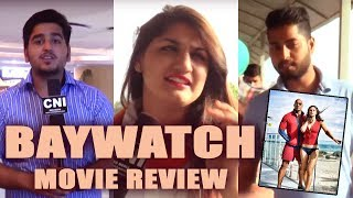 Baywatch Movie Public Review (India)