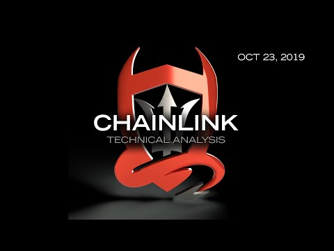 Chainlink Technical Analysis (LINK/USDT) : Rush In Roulette  [10.23.2019]