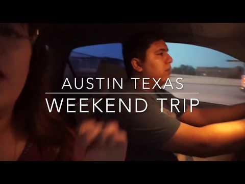 Austin,Tx Weekend Roadtrip