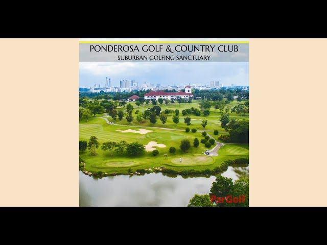 Play Malaysia Golf -- Ponderosa Golf & Country Club