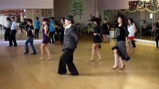 Tango With The Sheriff line dance(Choreographer: Adrian Churm 48 count - 4 wall beginner/intermediate level line dance Danced by: Bobo & Evan and their students JOIN VSP GROUP ..., 2014-03-23T05:00:33.000Z)
