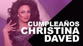 Cumpleaños 5 Cristina Daved