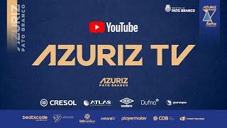 AZURIZ PATO BRANCO FC x CASCAVEL CR