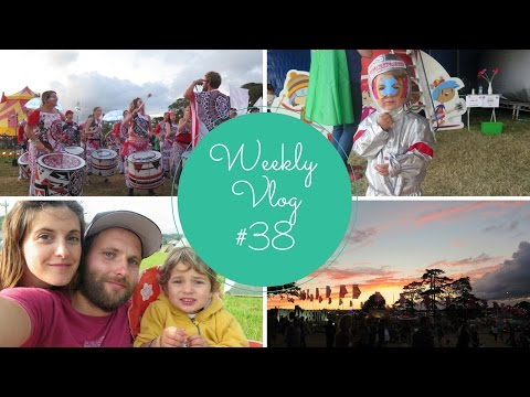 Camp Bestival 2016 - The Style Box Weekly Vlog #38