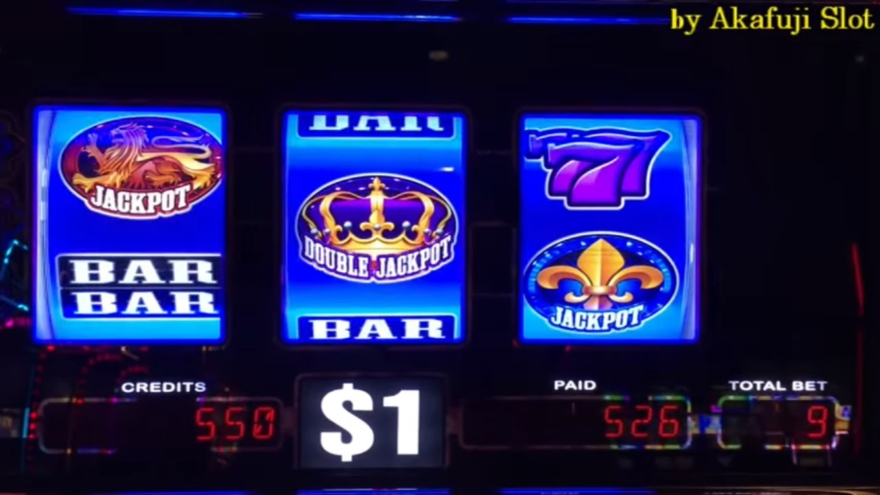 Akafuji Slot BIG HIT 100 Start Live KINGMAKER Dollar 9 Line Machine Big Win Bet Pechanga