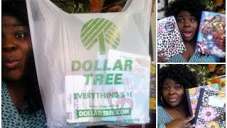 Dollar Tree Haul 2015 - School Supplies & MORE #2!