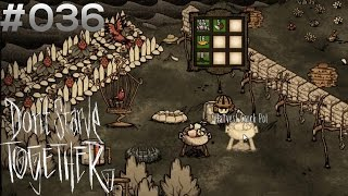 DON'T STARVE TOGETHER #036: Nexxoss The Candy Men! [HD+] | Let's Play Don't Starve