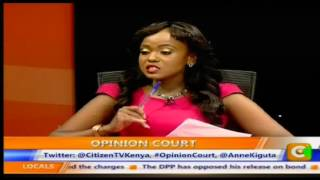 Opinon Court: Should Waiguru step aside