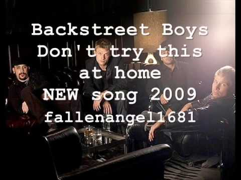 Backstreet Boys - Don't Try This At Home