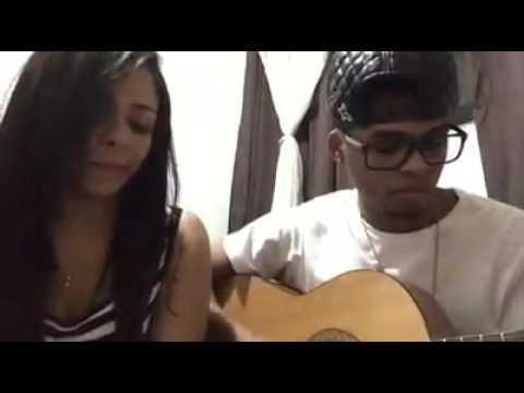 Gabily e Lucas Arcanjo  Paródia Love Yourself - Justin Bieber