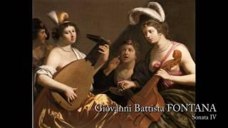 Sonata IV - Giovanni Battista Fontana