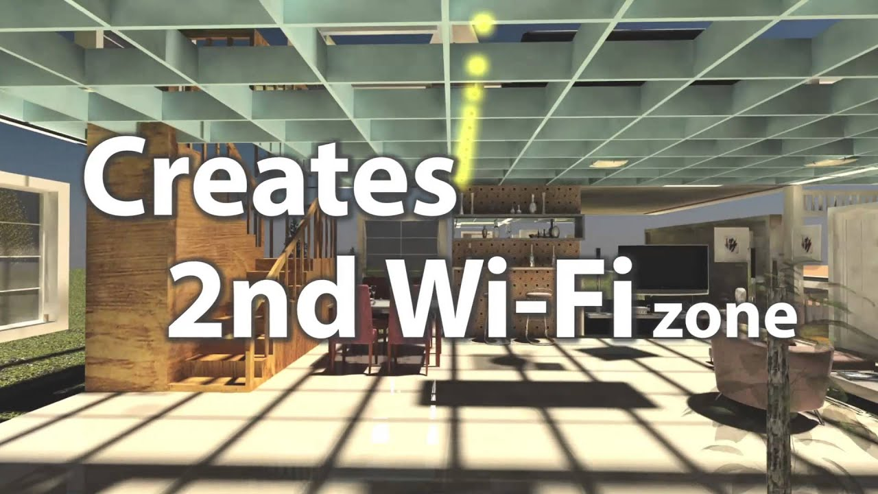 How to improve whole home wireless with the Wireless Network