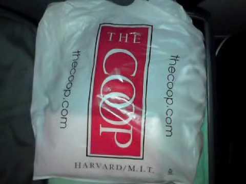 THE COOP HARVARD/M.I.T.