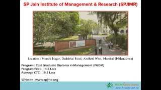 Top 10 MBA - Top 10 MBA Colleges in Mumbai