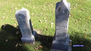 Herbert Hoover Family Plot. West Branch Ia. Travel USA, Mr. Pe…