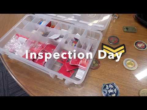 AMI Sea Cadet Inspection
