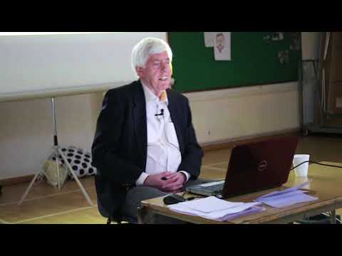 Video of Nicholas Hagger's presentation 'Epping Forest and a Literary Life', 9 May 2017