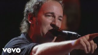 Смотреть клип Bruce Springsteen - My Love Will Not Let You Down
