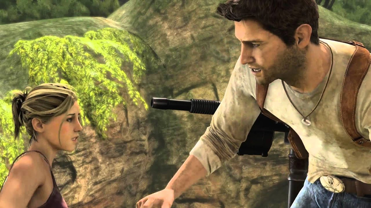 Uncharted The Nathan Drake Collection Ps4 Gameplay 1080p 60fps