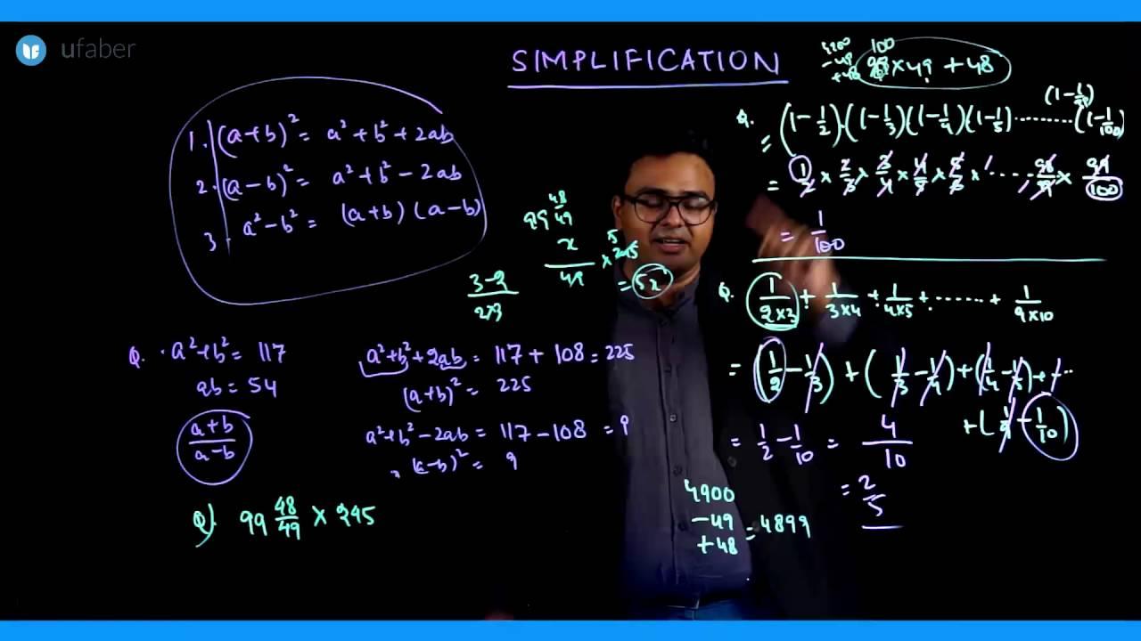 Hindi - Maths for Bank Exam in Hindi, बैंक परीक्षा हेतु गणित