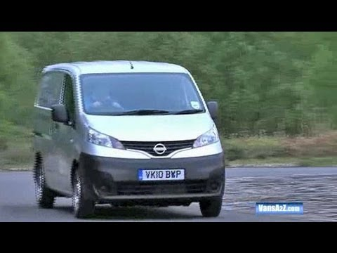 nissan nv200 review buyers guide youtube. Black Bedroom Furniture Sets. Home Design Ideas