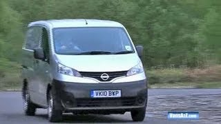 Nissan NV200 Review & Buyers Guide