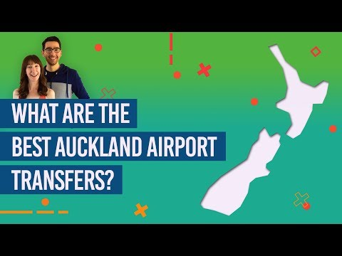 What Are The Best Auckland Airport Transfers?