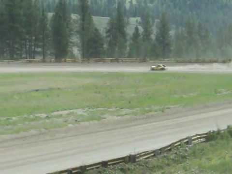 Eagle Track Raceway (Papa Grizz) Keith Jolin Time In May 26th 2012