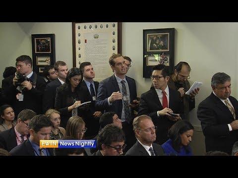 President Trump & Mueller's Russia Probe-ENN-2017-10-30