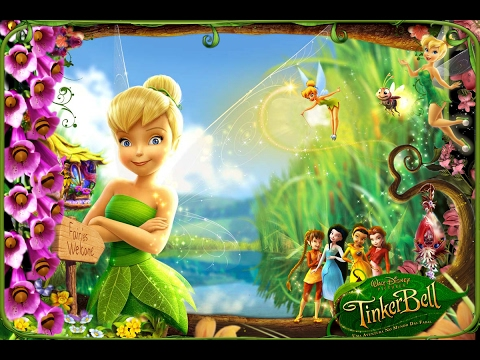 Tinkerbell and pirates the legend of the neverbeast  movie for kids 2015