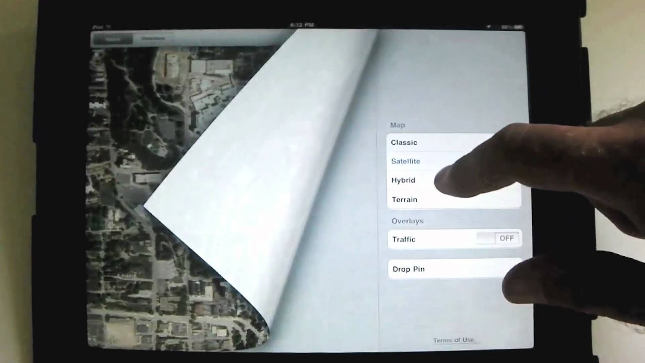 Using the maps app an ipad mini tutorial youtube using the maps app an ipad mini tutorial baditri Image collections