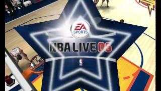 NBA Live 06 PC Gameplay (Miami Heat vs Golden State Warriors)