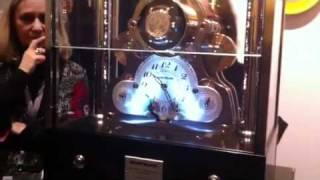 Pendule Horological TimeWriter Nicolas Rieussec de Montblanc