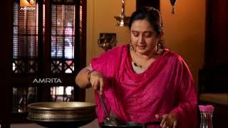 വെള്ളോട്ടുരുളി | Vellotturuli | Amrita TV Onam Special Cookery Show -2017 | Ep: 03